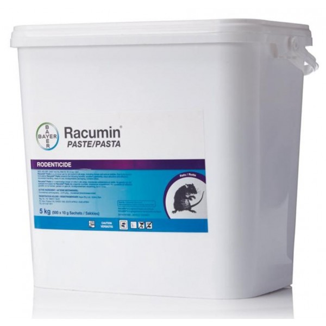 Racumin Pasta P 5 kg