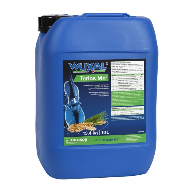 Wuxal Terios Mn+ 10l