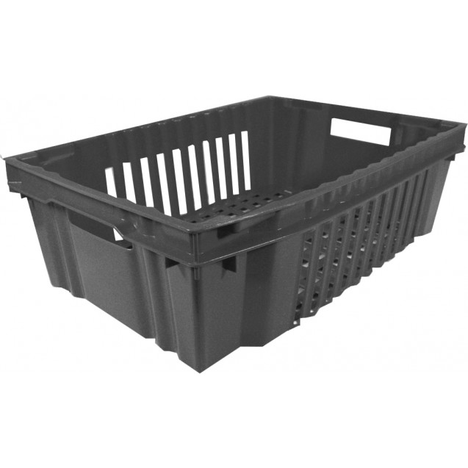 Muovilaatikko Efekt kirkkaanvihreä