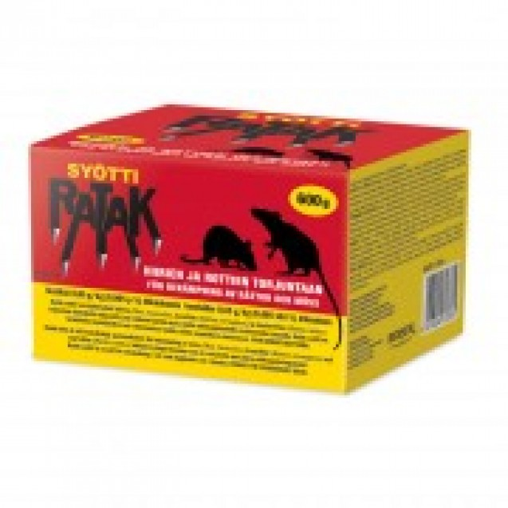 Ratak-syötti 600 g